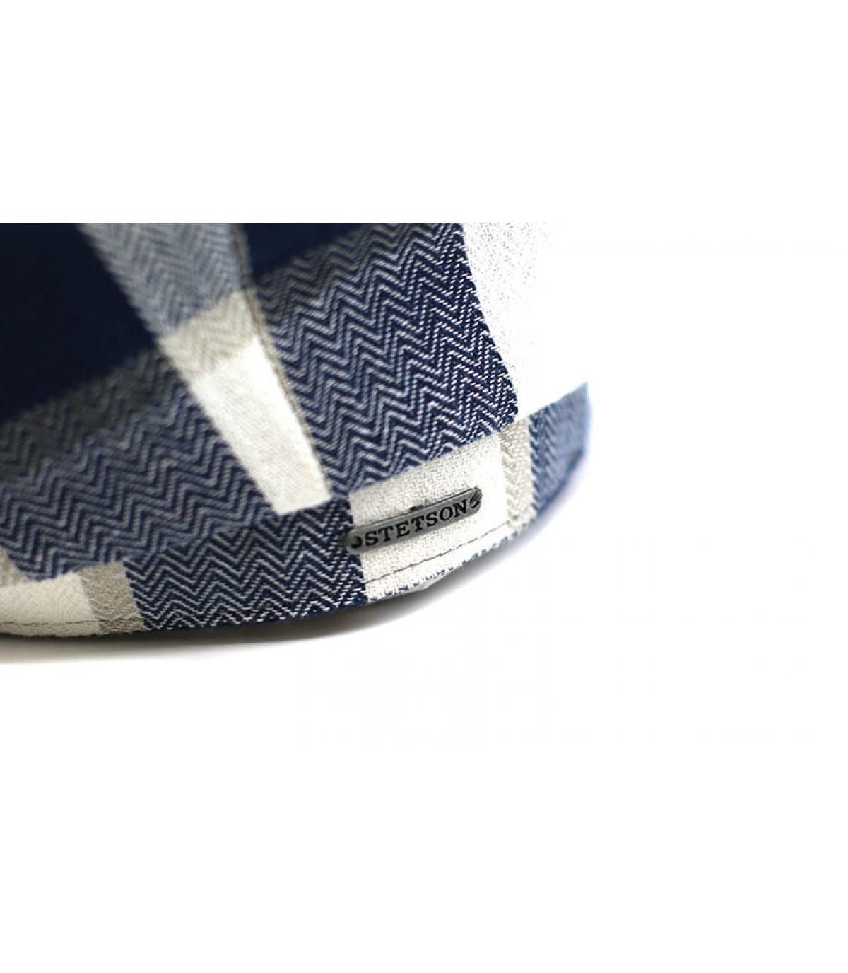 Dettagli Hatteras Linen Check beige blue - image 3