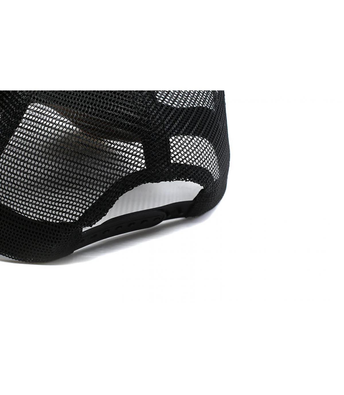 Dettagli Trucker Eye Patch black brown - image 5