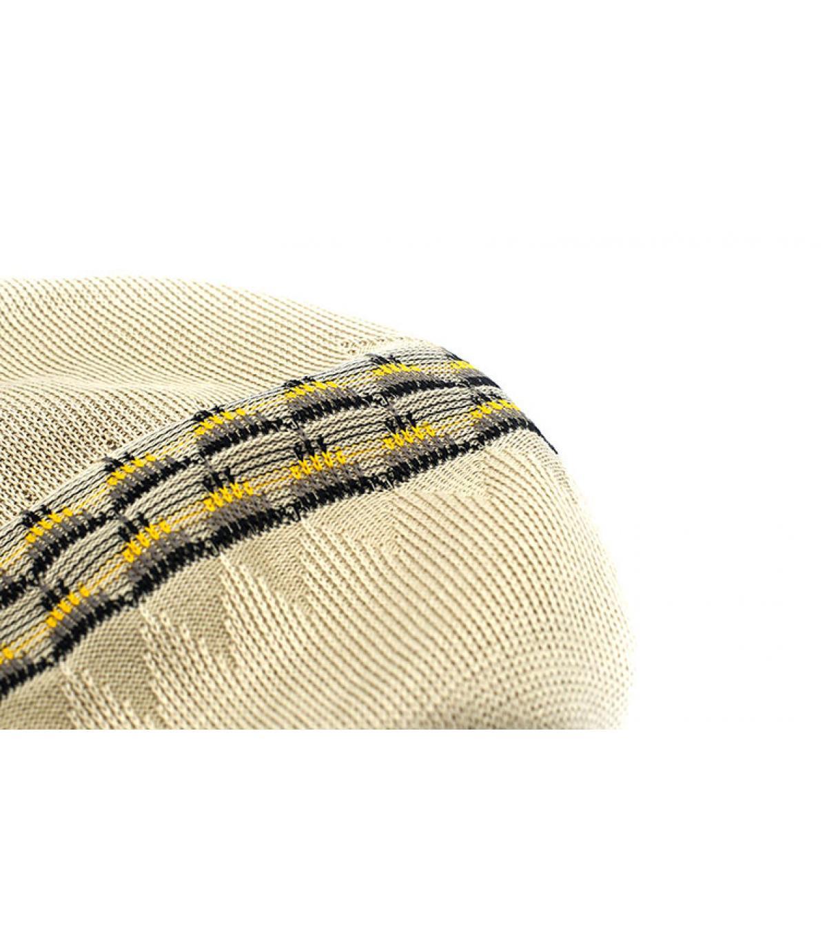 Dettagli Argyle 504 beige - image 3