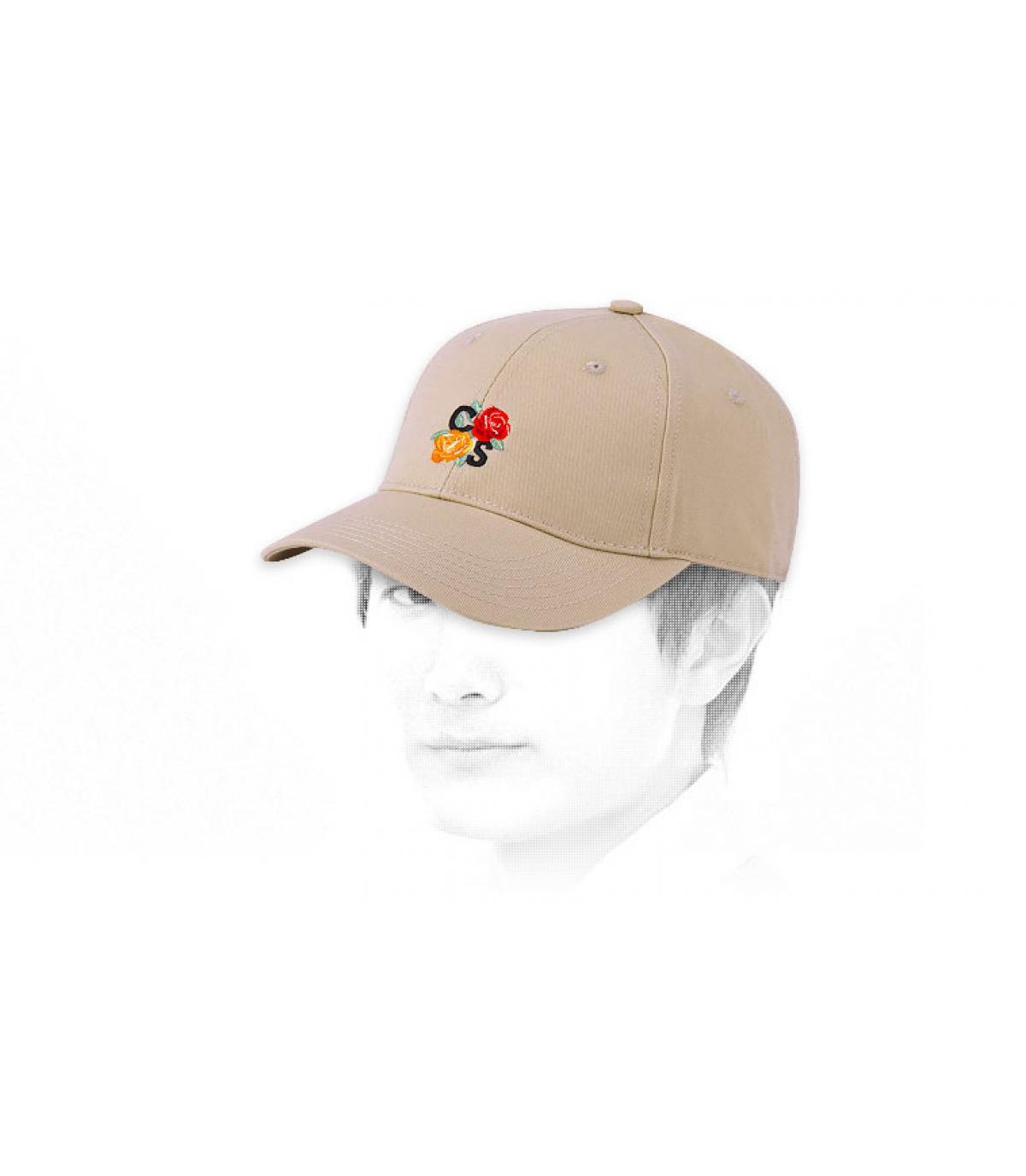 Cappellino Cayler beige
