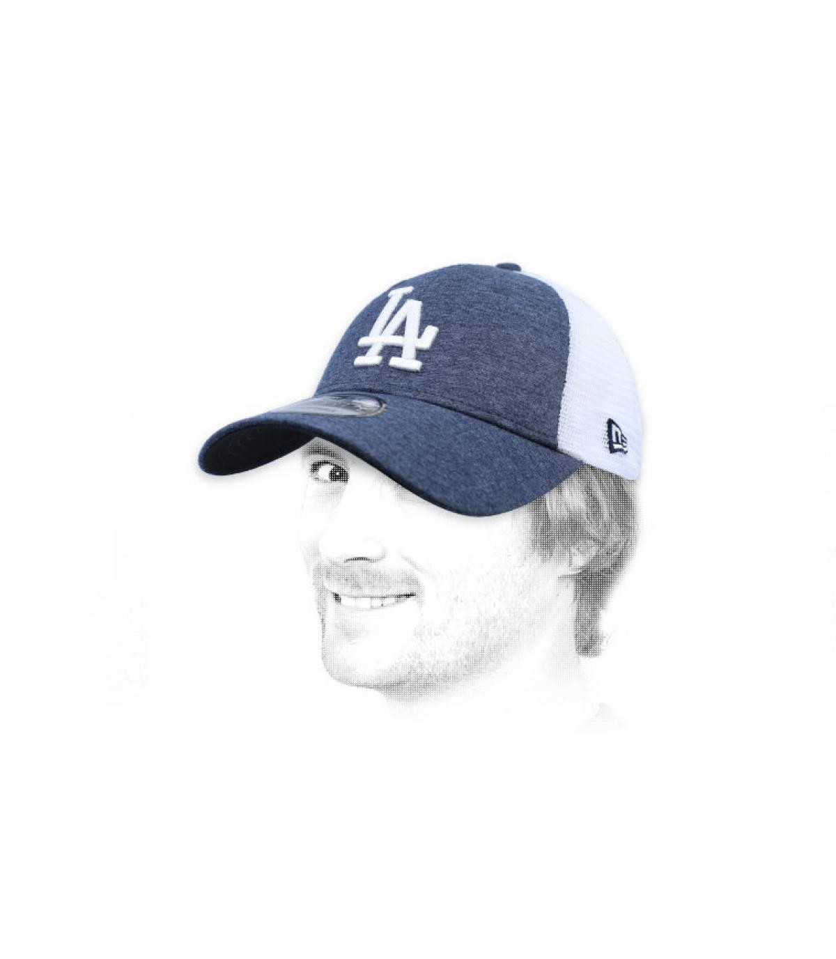 trucker grigio LA
