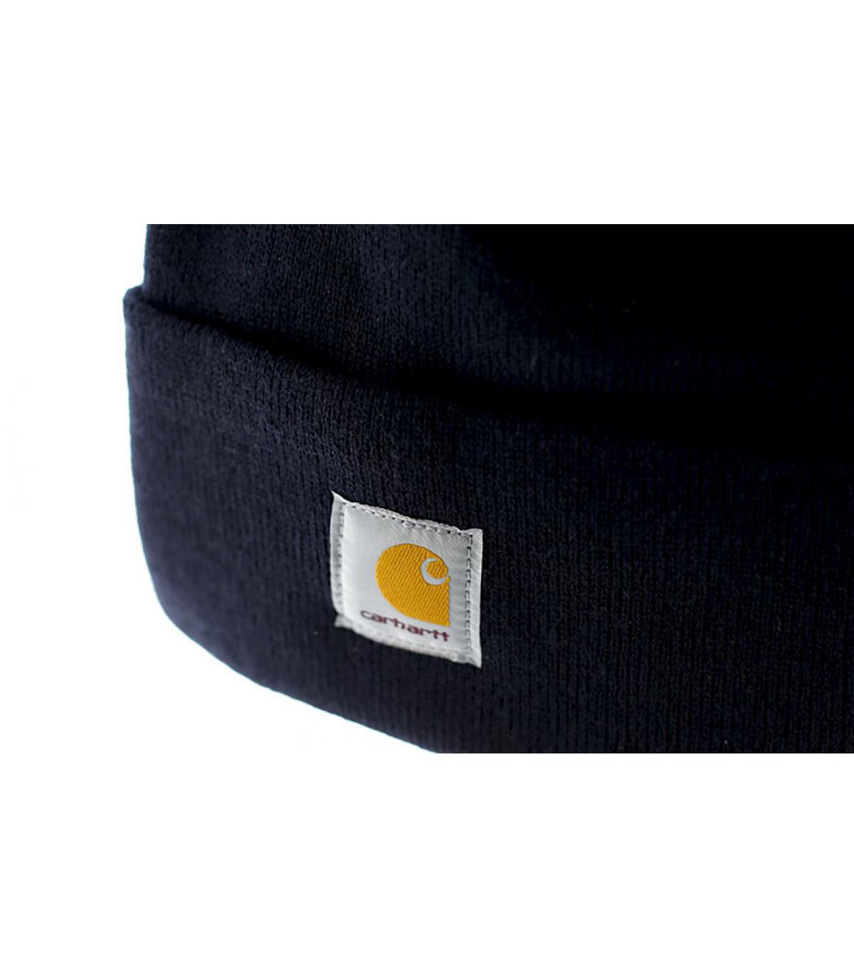 Dettagli Berretto Watch navy - image 3