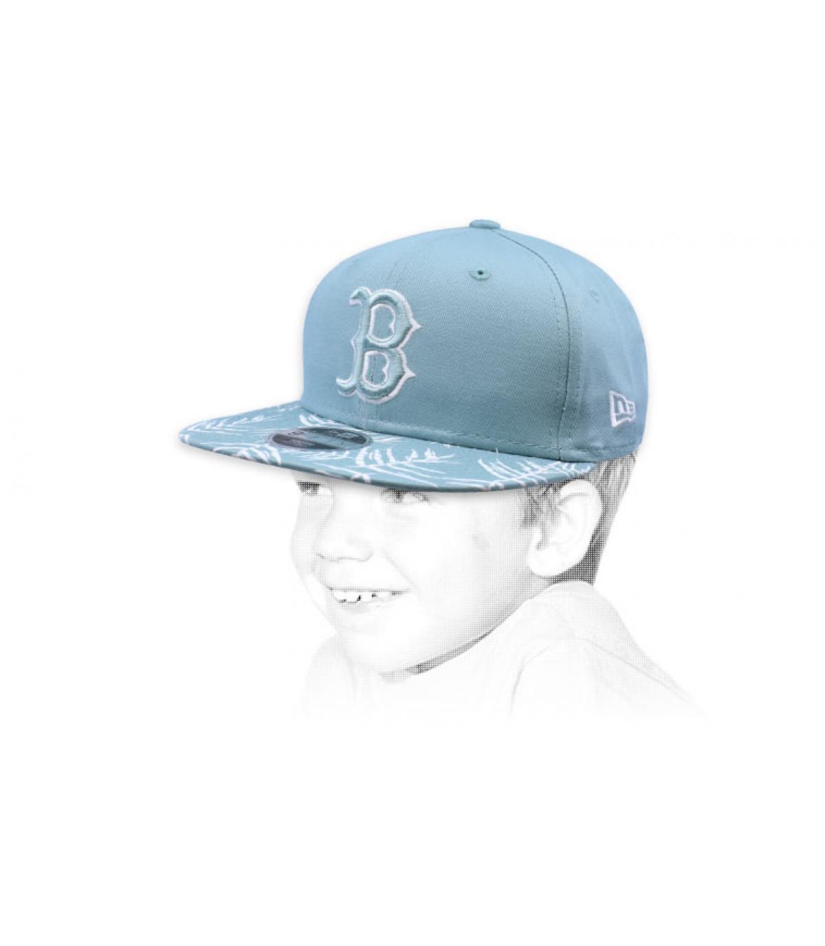 snapback bimbo blu B