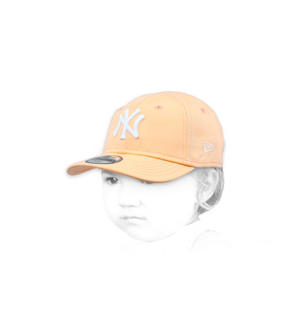 berretto rosa NY