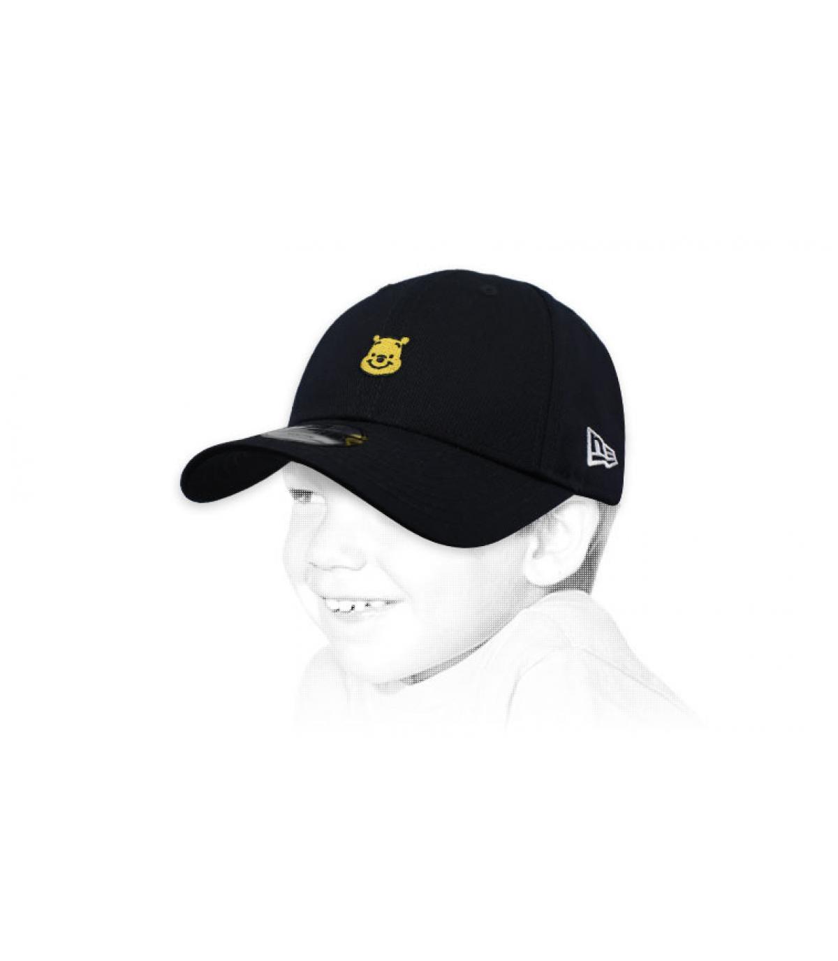 Cappello bambino Winnie nero
