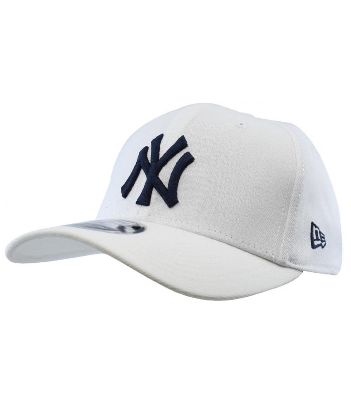 NY snapback bianco