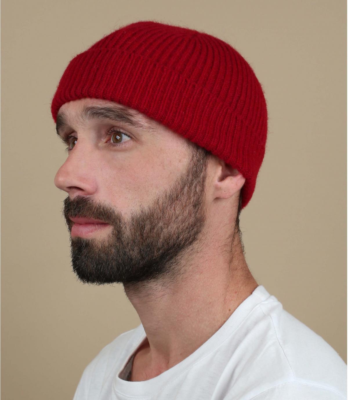 cappuccio rosso inverso