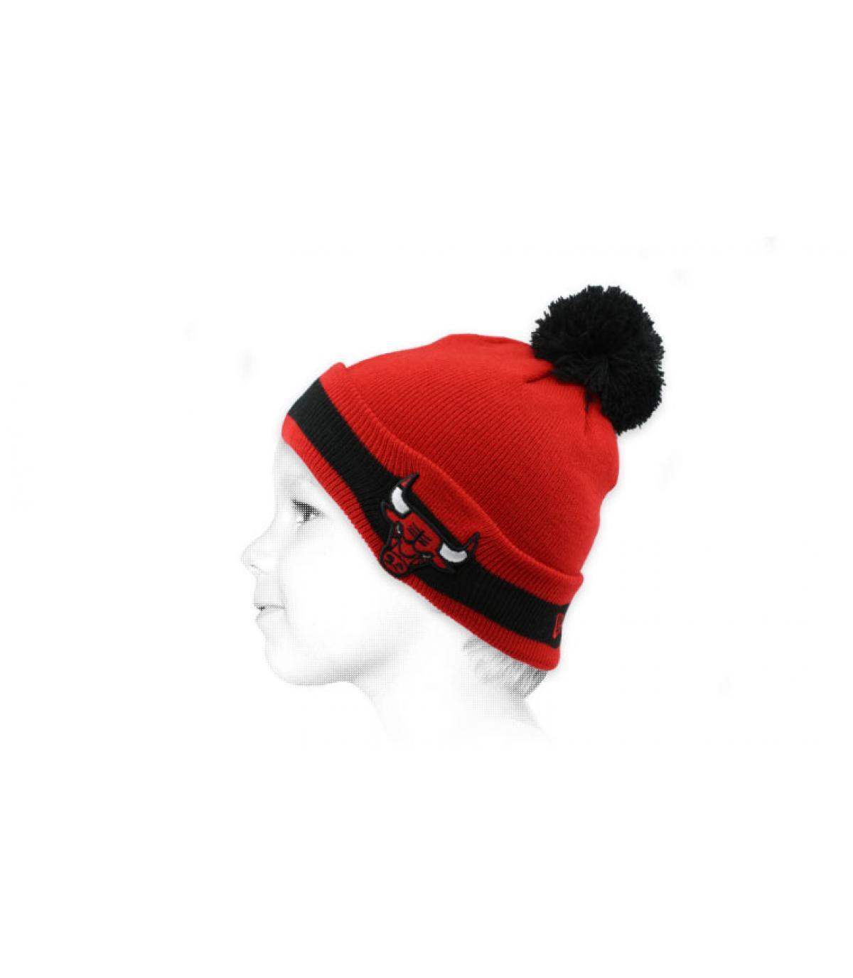 Cappello per bambini di tori