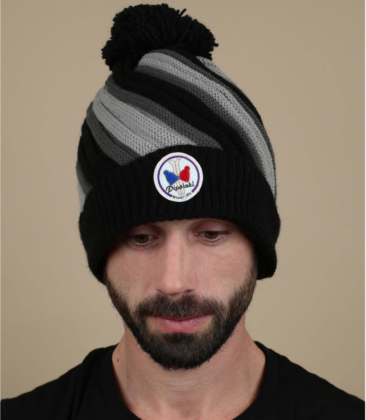 berretto nero
