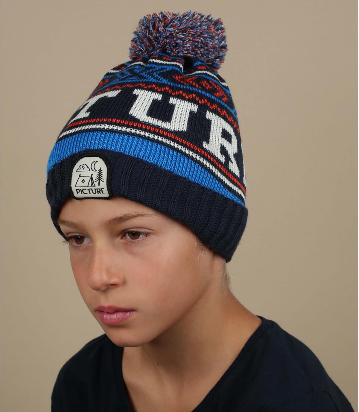 cappellino blu Picture