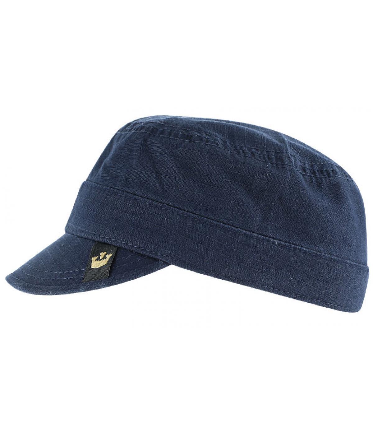 Cappellino army Goorin blu
