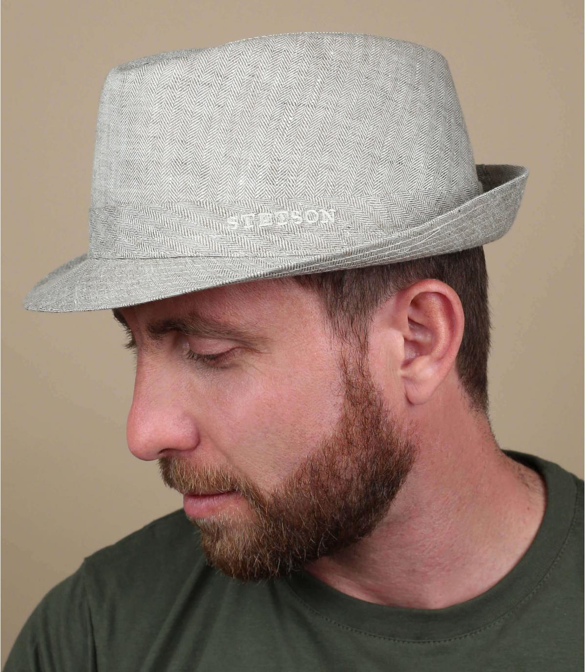 Cappello lin Stetson