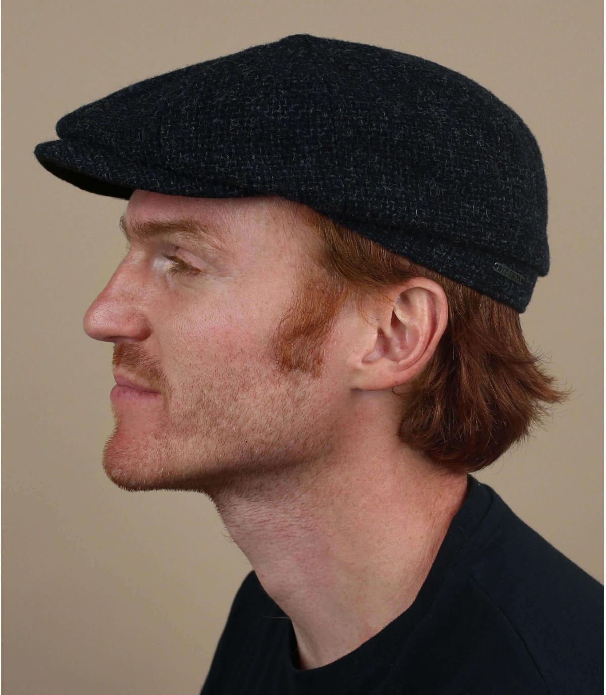 newsboy lana blu Shetland
