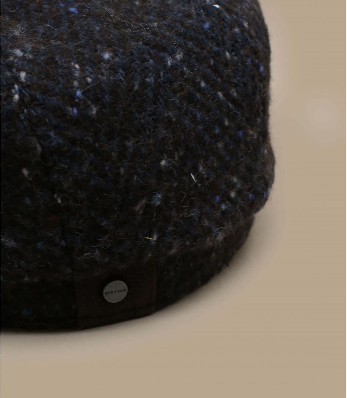 Dettagli Hatteras Herringbone  blue brown - image 2