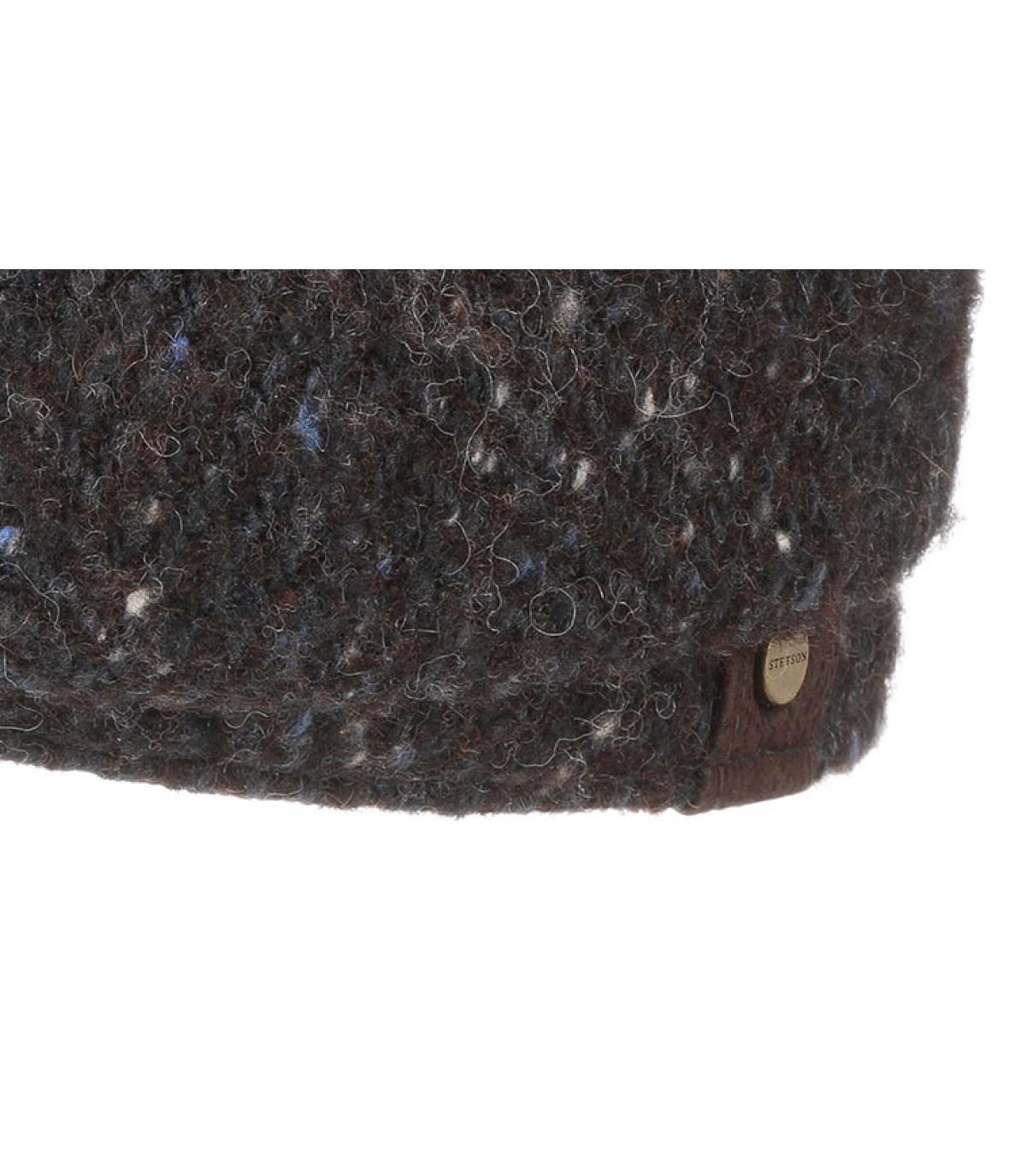 Dettagli Hatteras Herringbone  blue brown - image 3