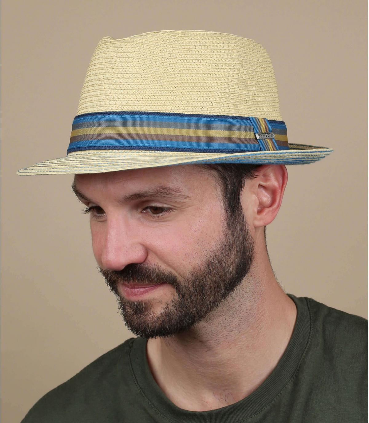 Cappello bordo corto Stetson