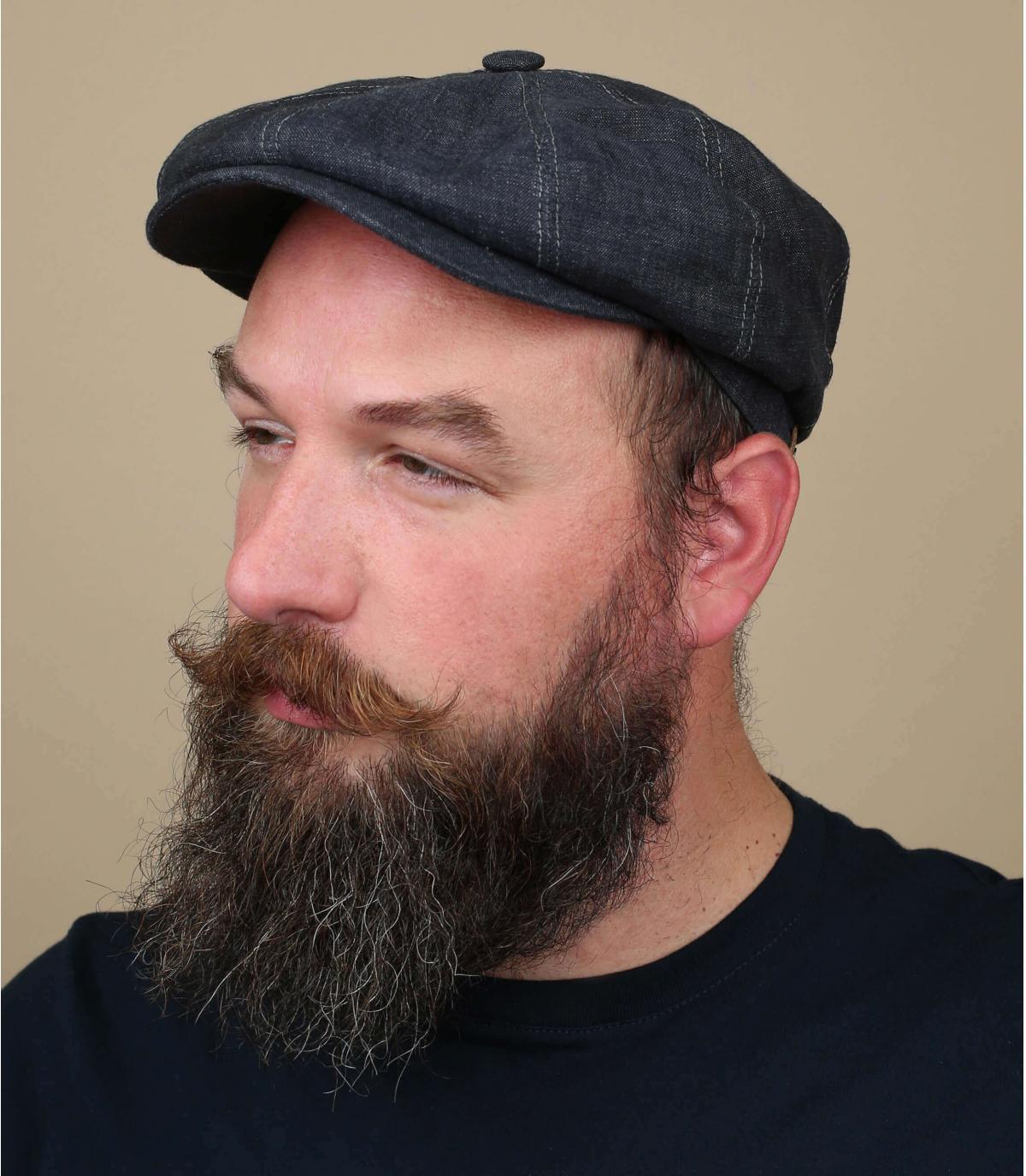 Cappellino Hatteras Stetson