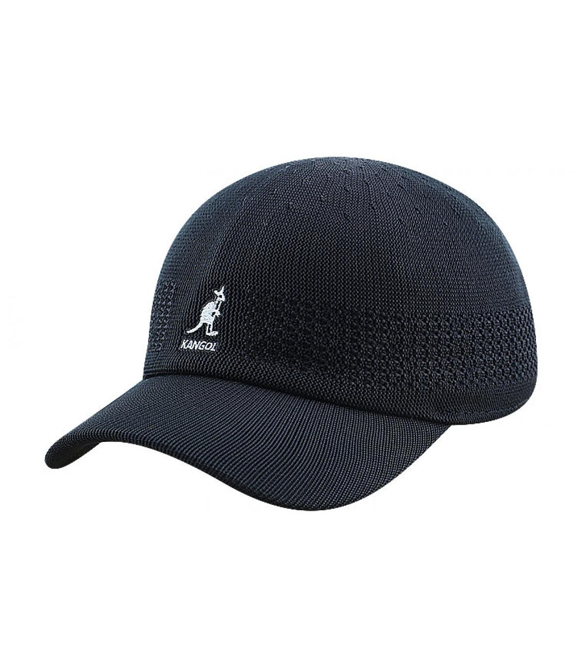 Cappellino trucker kangol nero