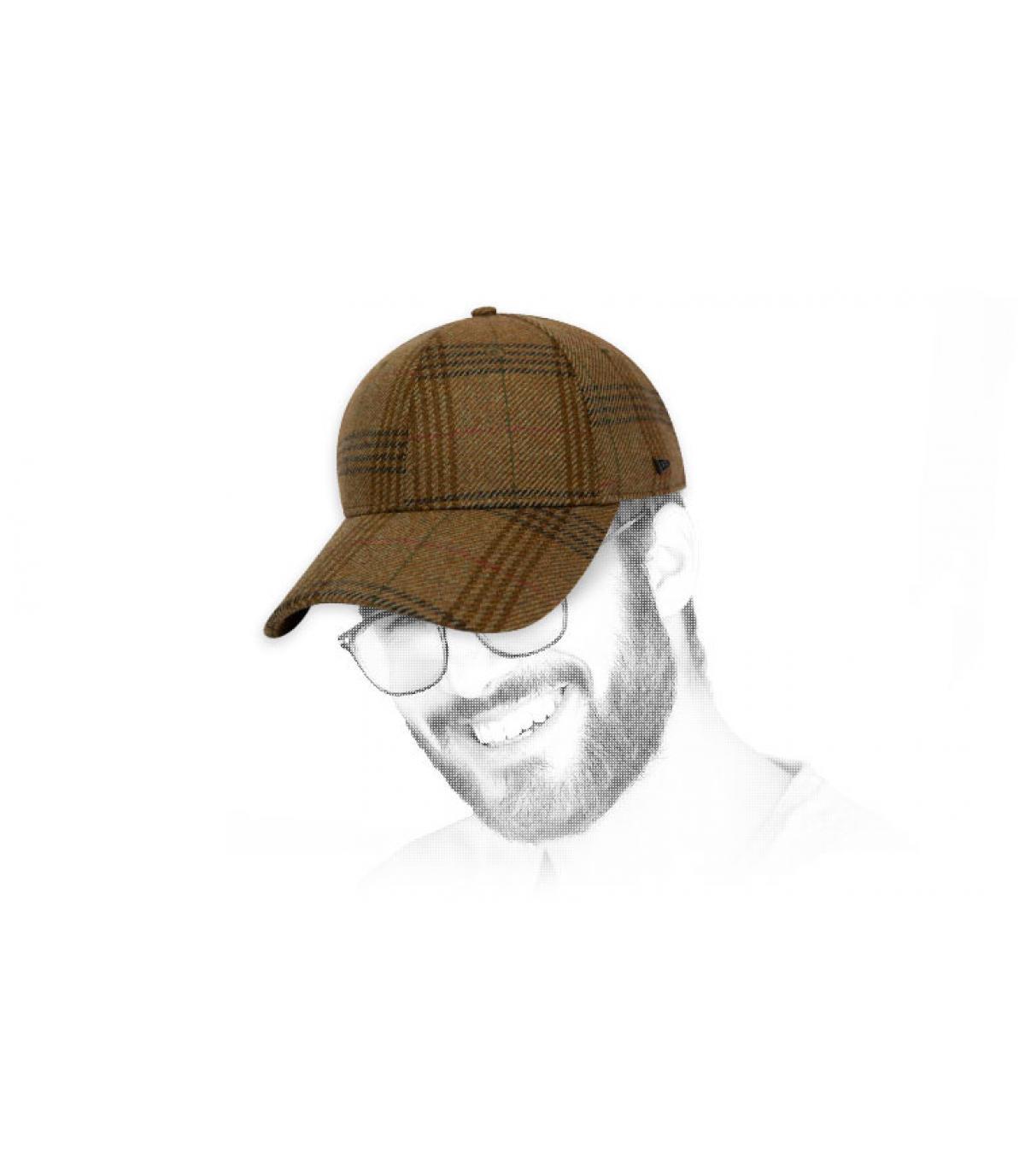 Cappellino scozzese New Era