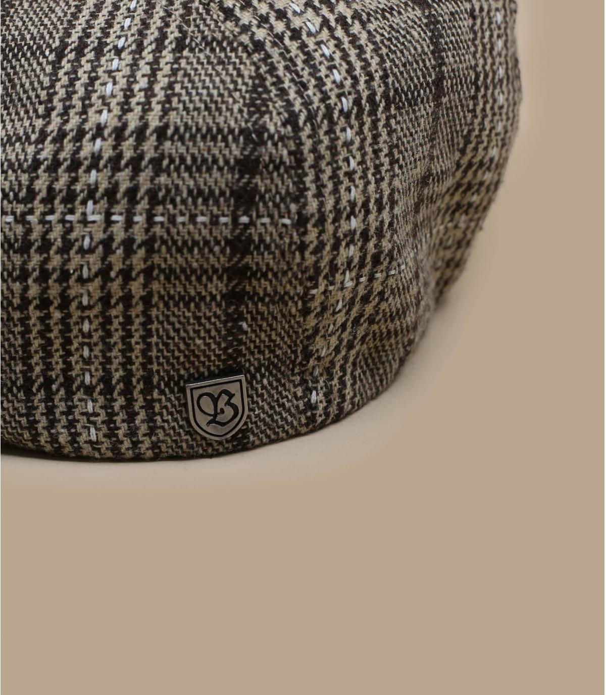 berretto marrone per strillone berretto