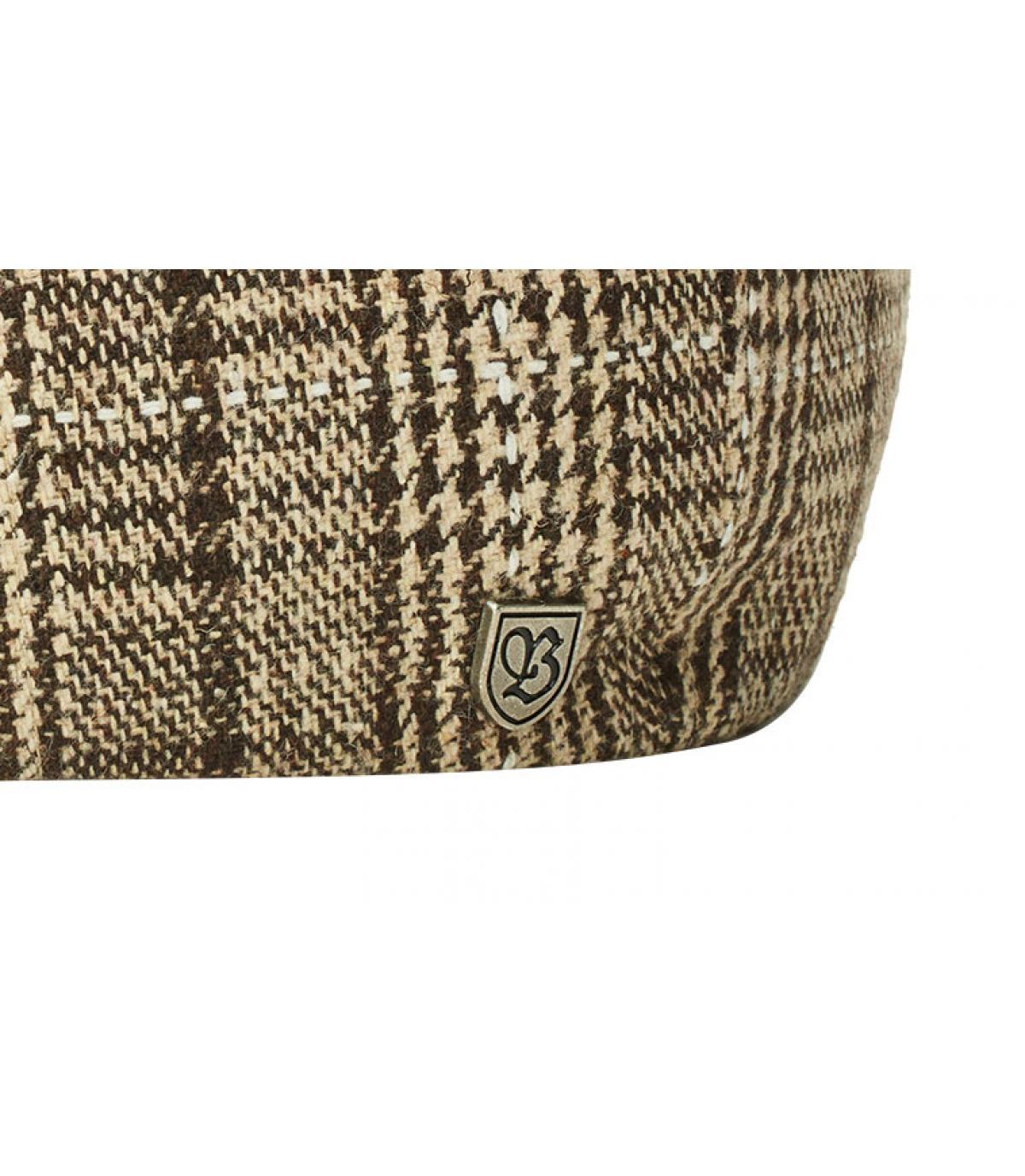 Dettagli Brood taupe brown - image 3