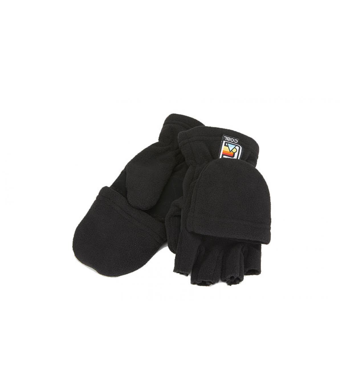 guanti guanti neri Coal