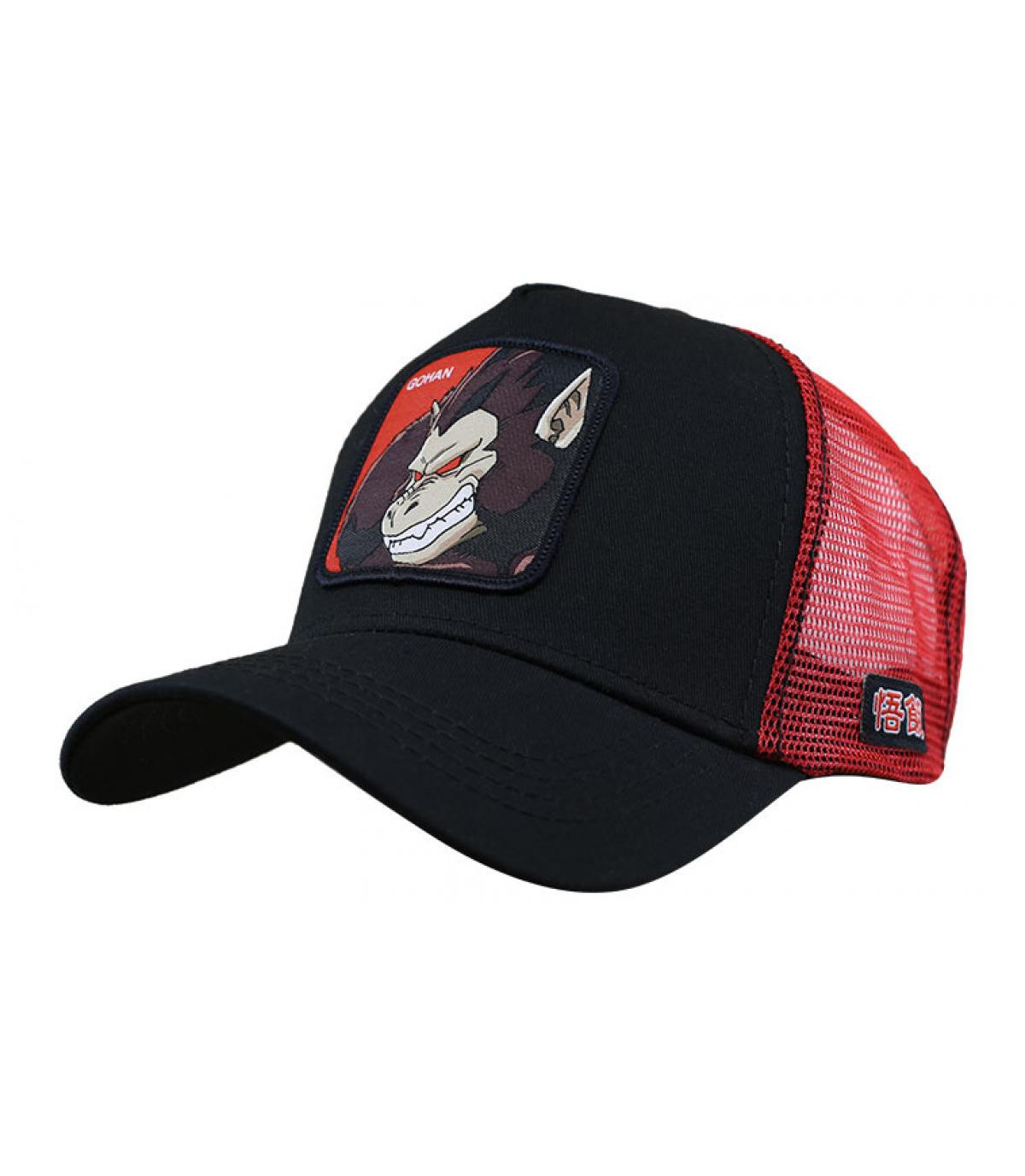 Cappellino scimmia Gohan DBZ