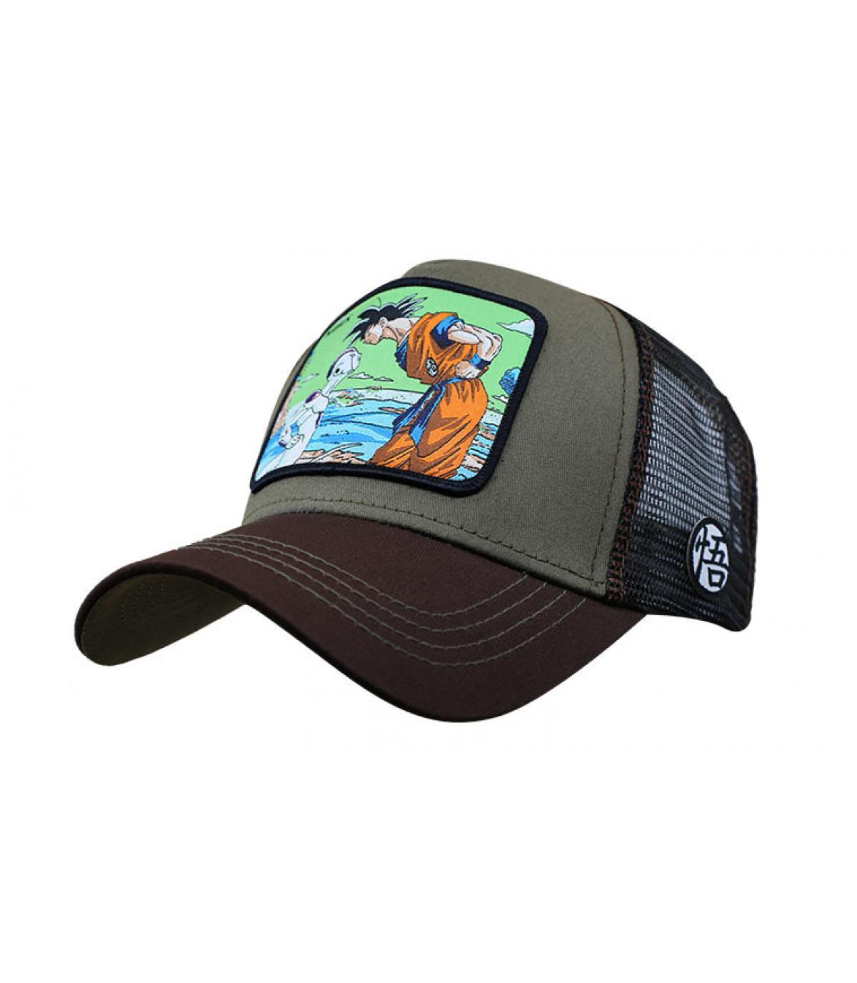 Il suo cappello da congelatore Goku