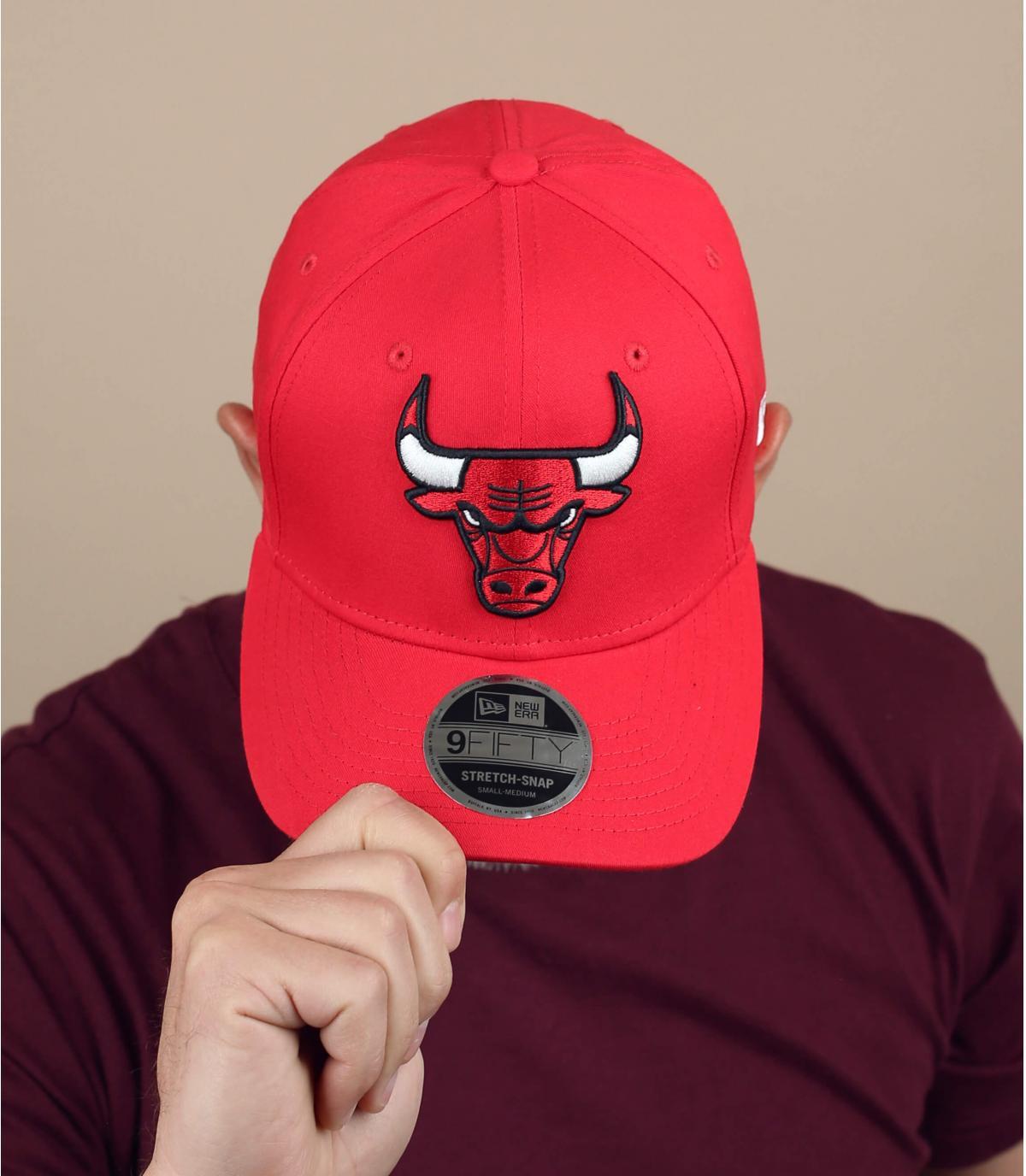 Cappellino Red Bulls