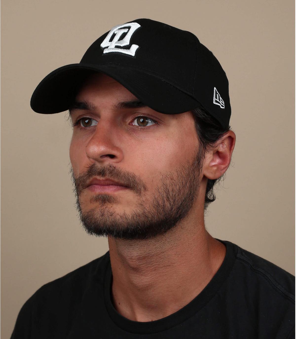 Cappellino nero OL
