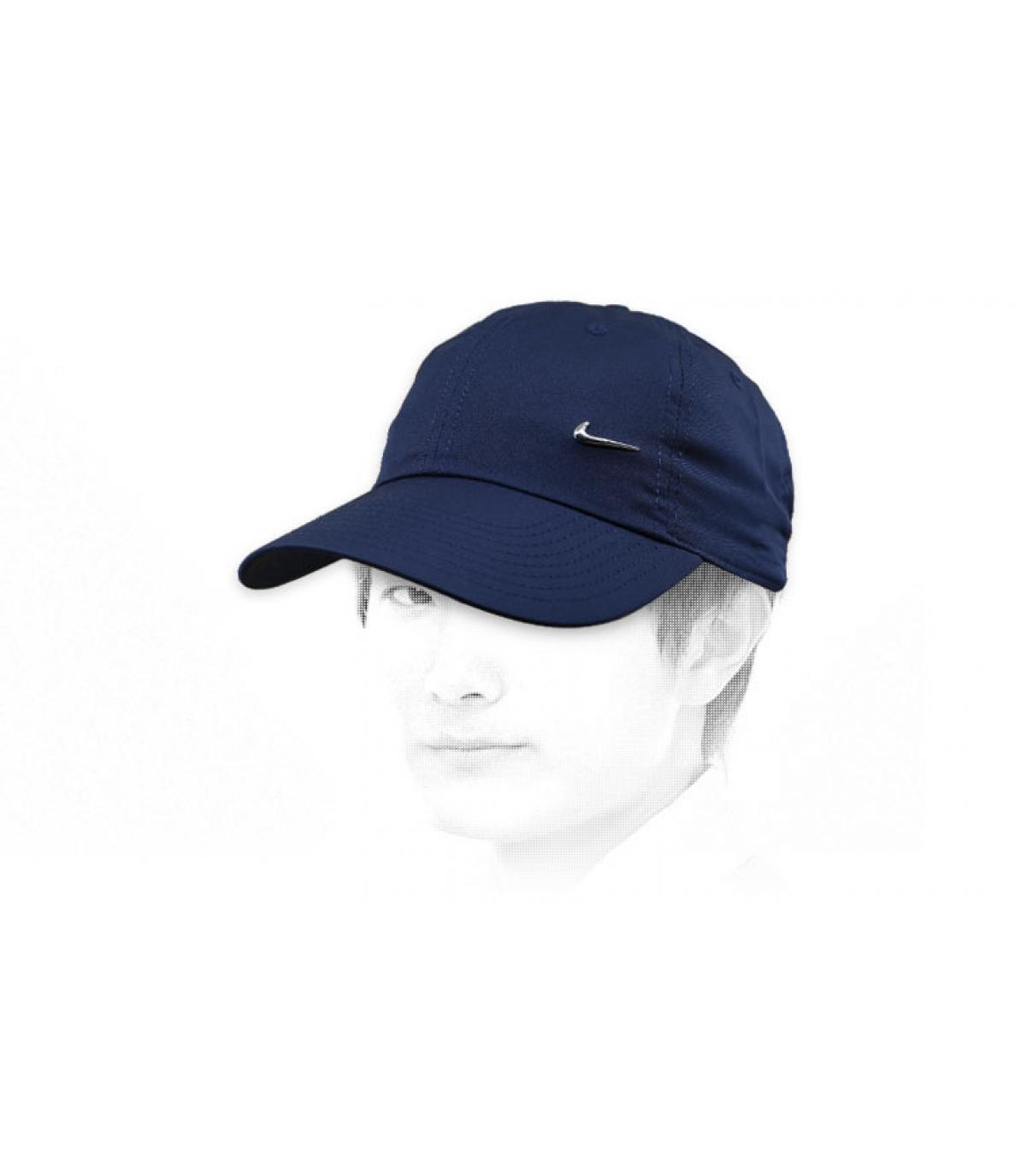 berretto blu scuro