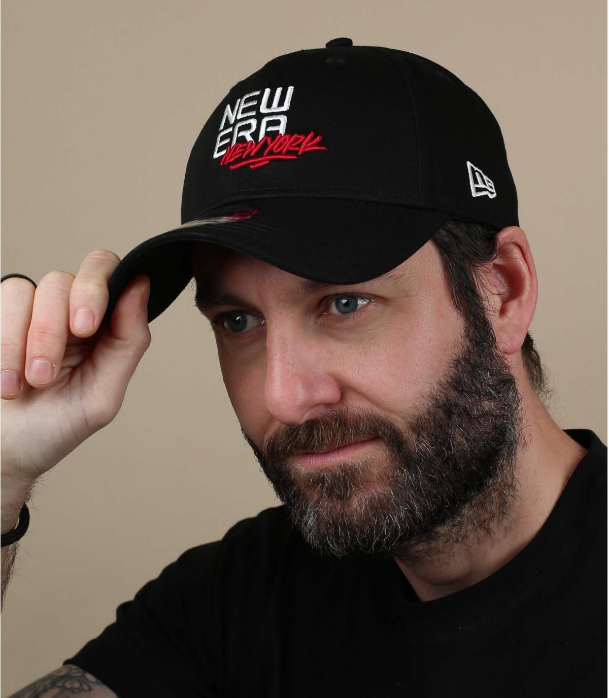 berretto New Era nero