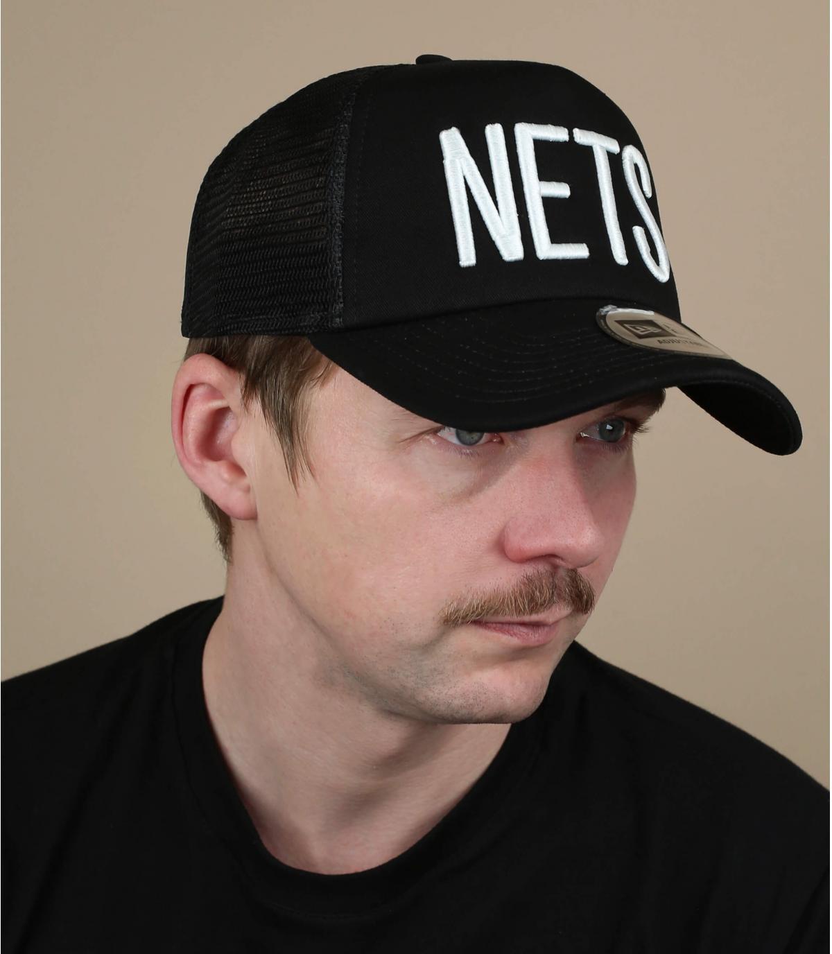camionista reti nere