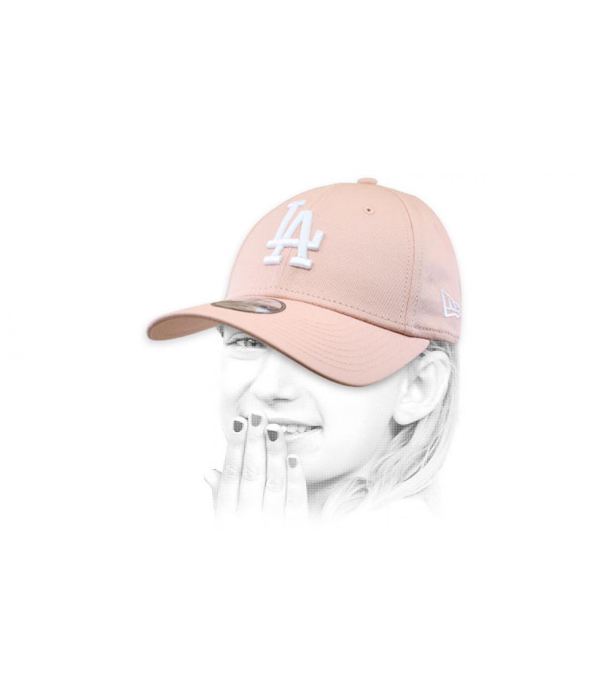 cappello LA rosa bambino