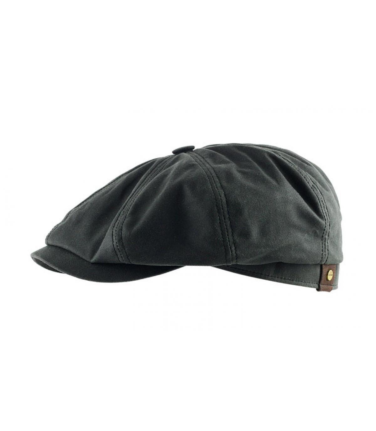 Cappellino Hatteras nero