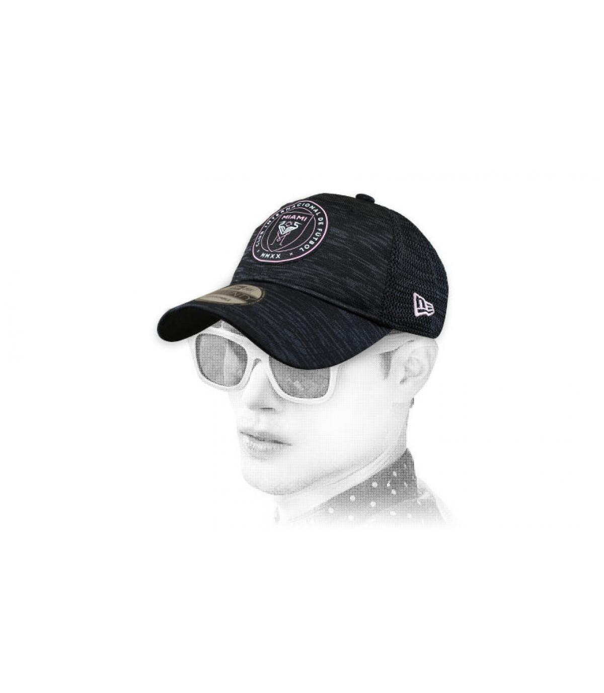 Cappello Inter Miami nero