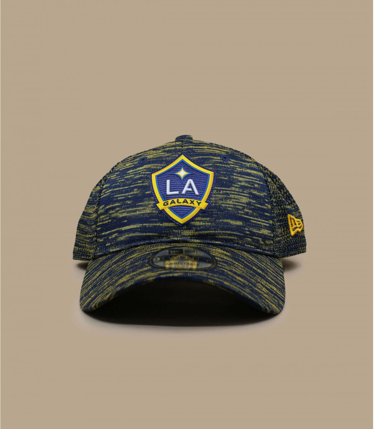 Cappellino LA Galaxy blu