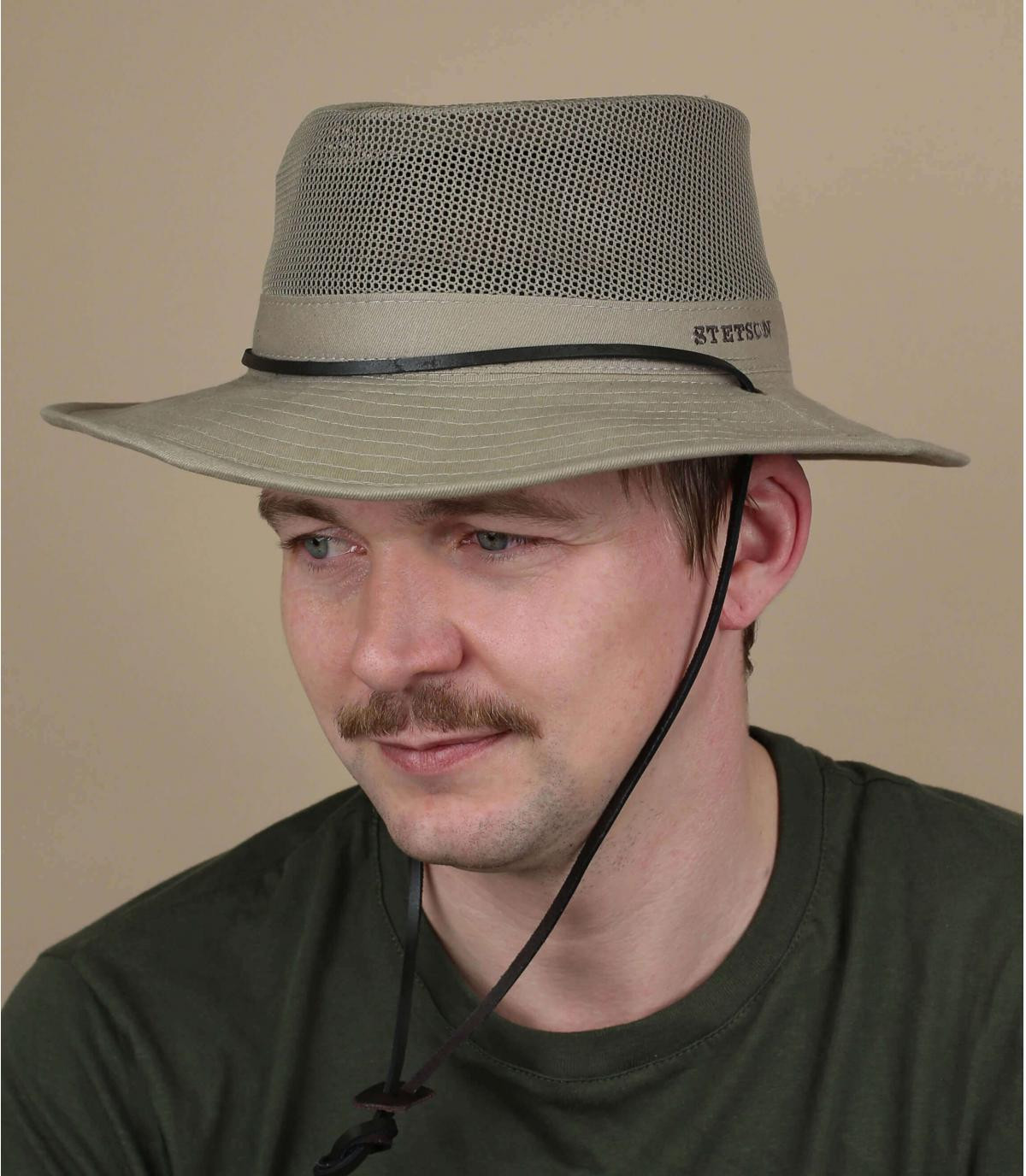 Cappello ventilato Stetson