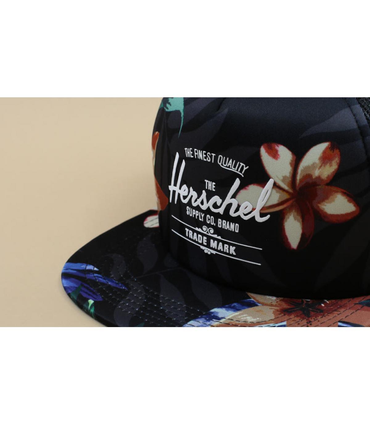 Dettagli Whaler Mesh Summer Floral black - image 3