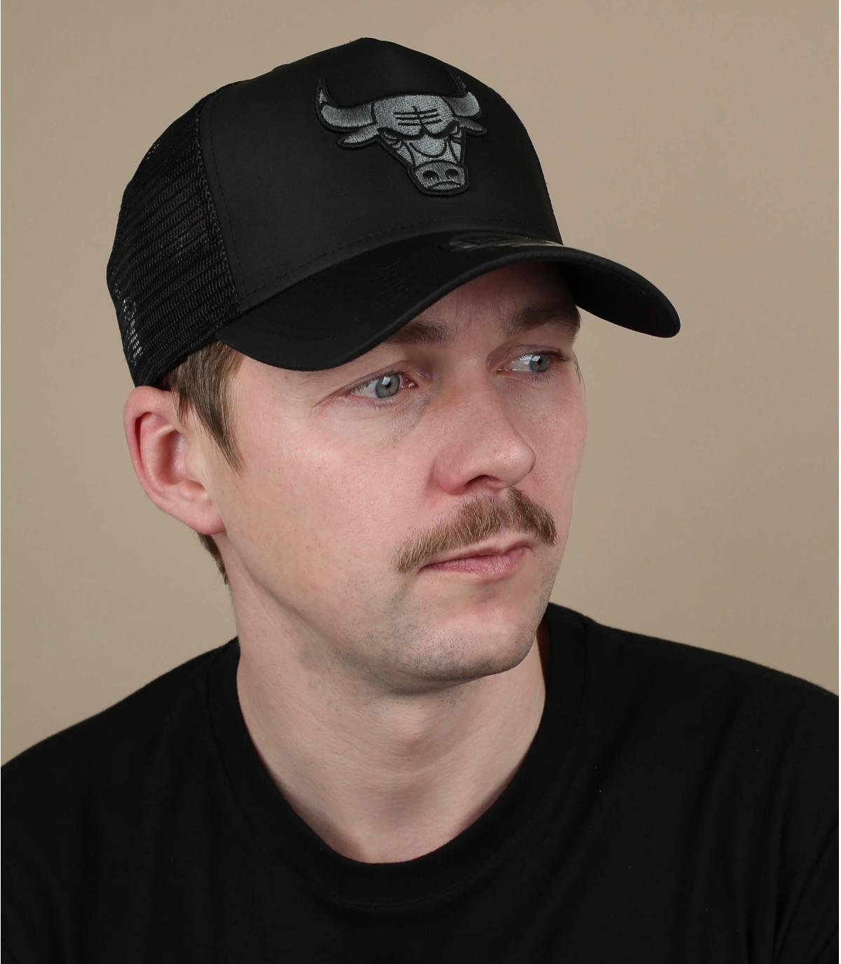 trucker di tori neri