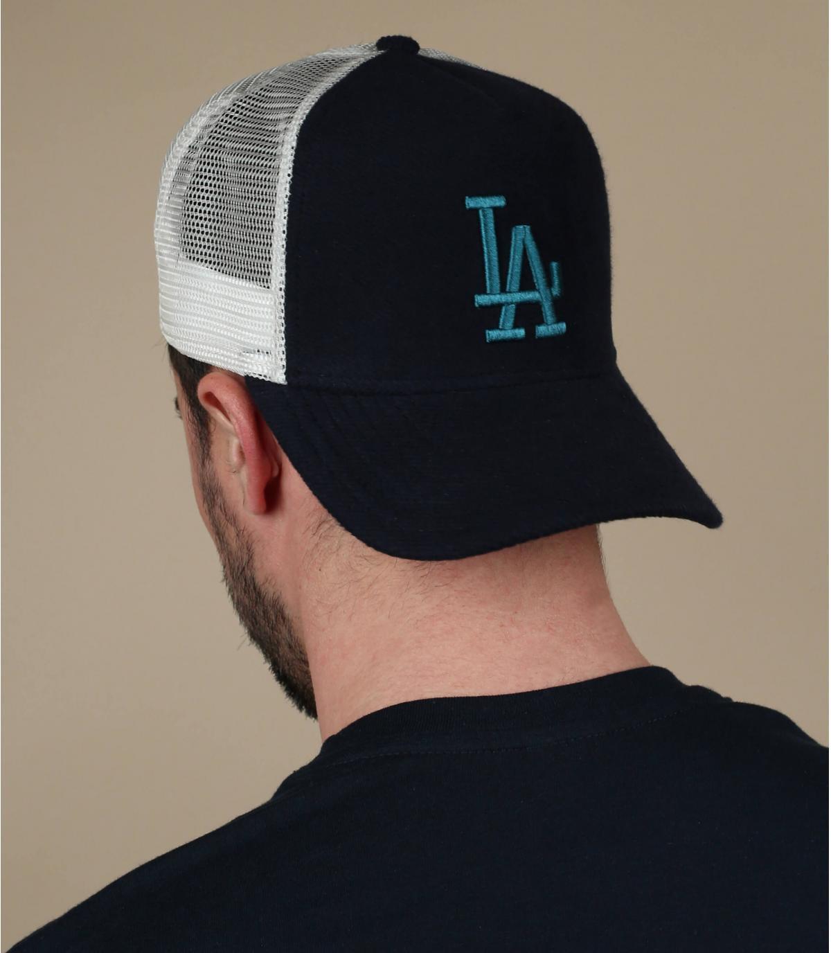 trucker blu LA
