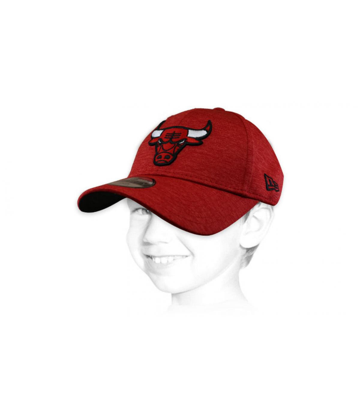 cappellino per bambini red bulls