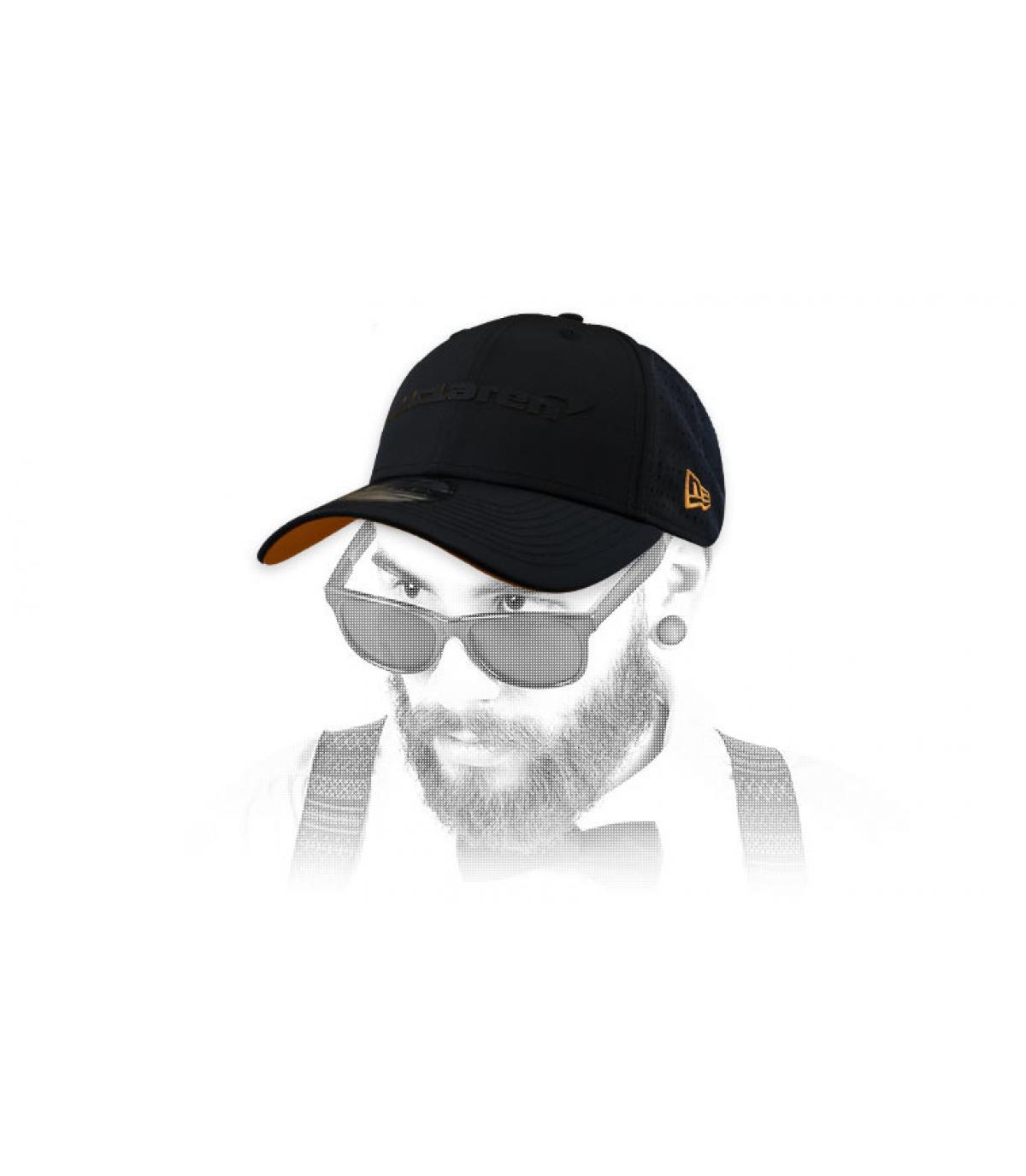 Cappellino McLaren nero