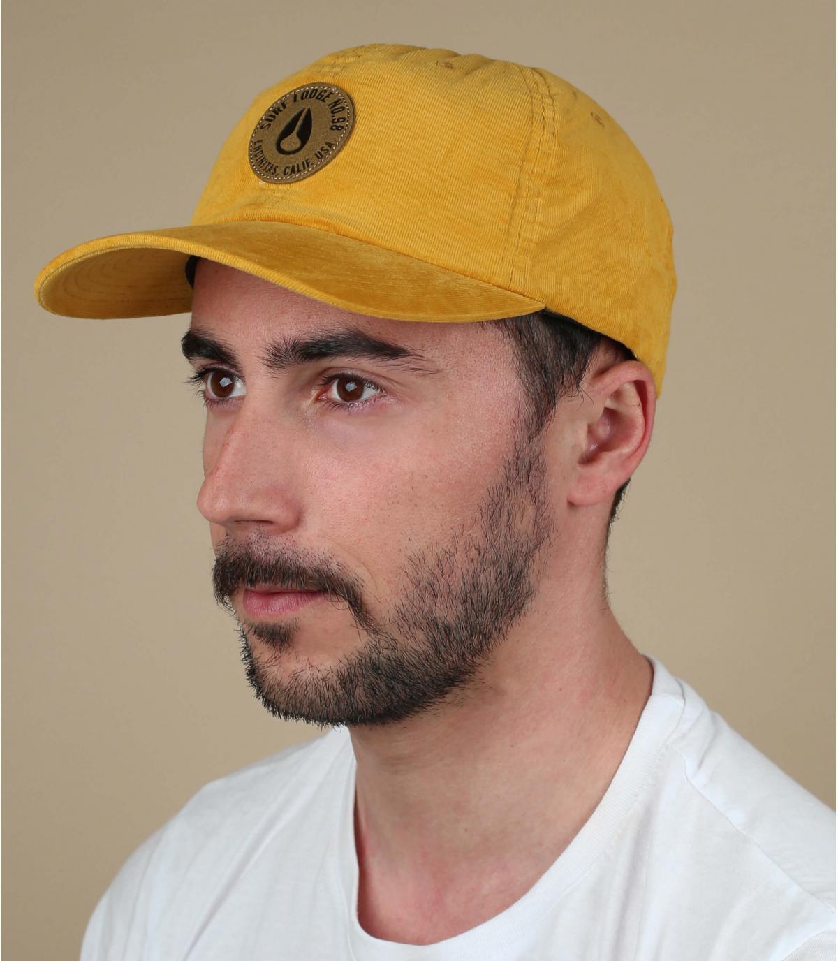 cappellino Nixon beige