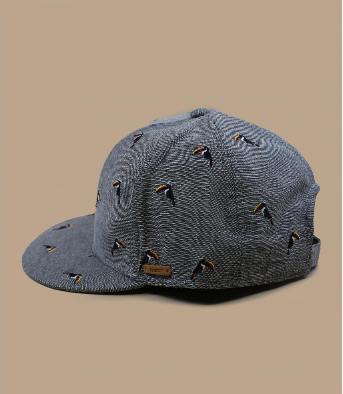 berretto tucano per bambini