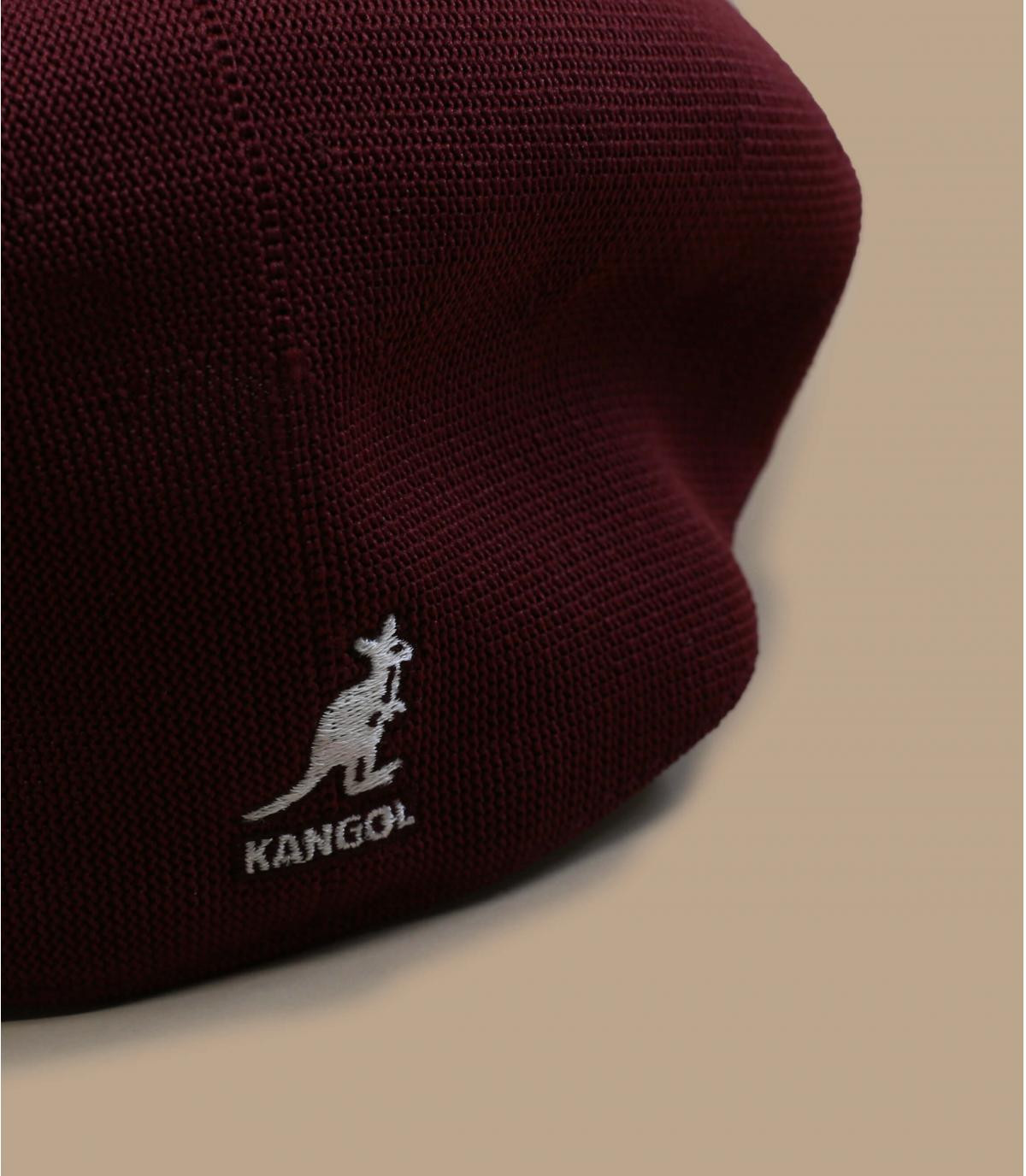 berretto bordeaux Kangol