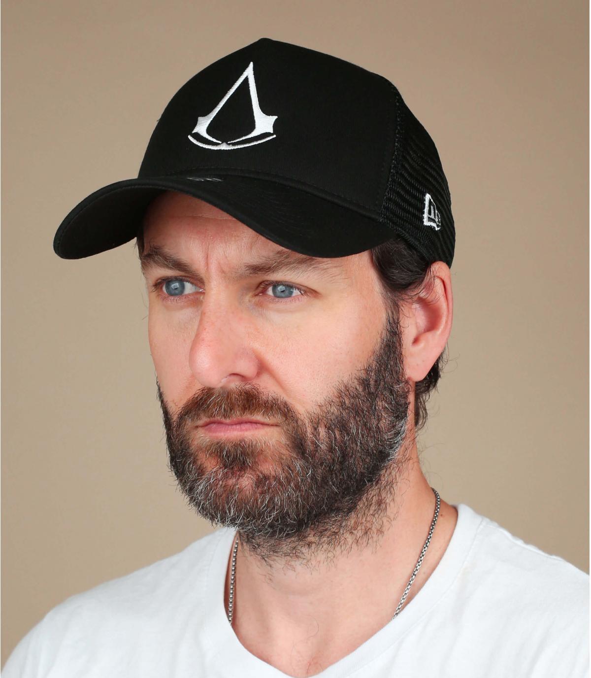 berretto nero Assassin's Creed