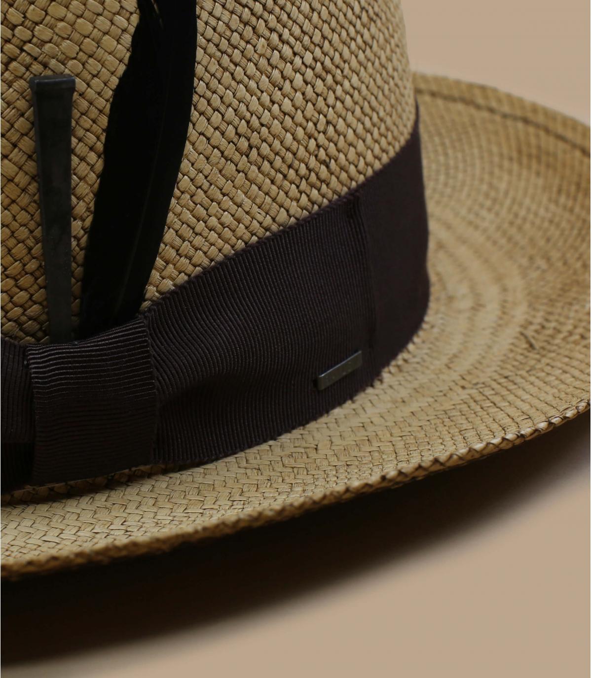 cappello vintage in paglia Bailey