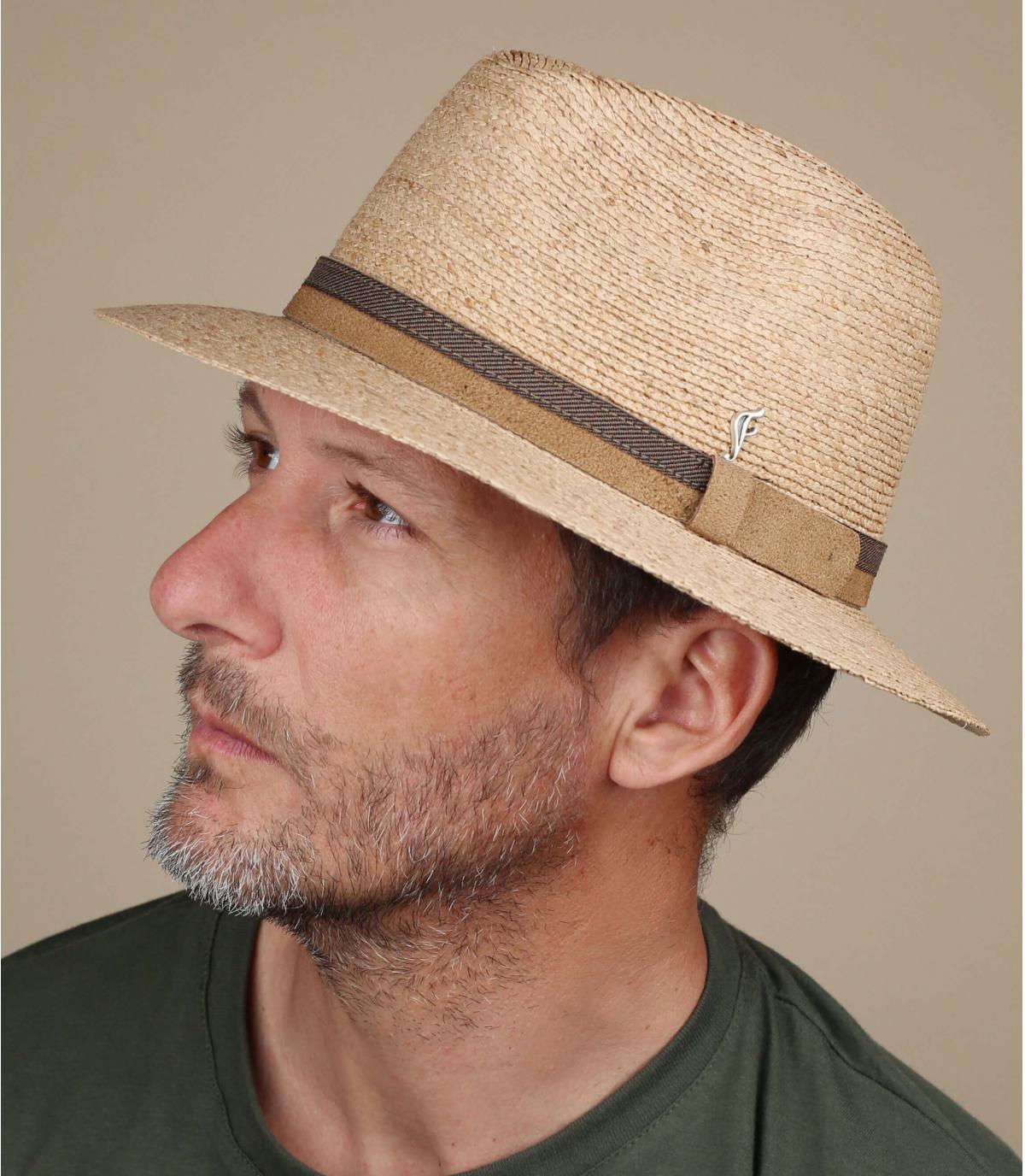 cappello di paglia Fléchet