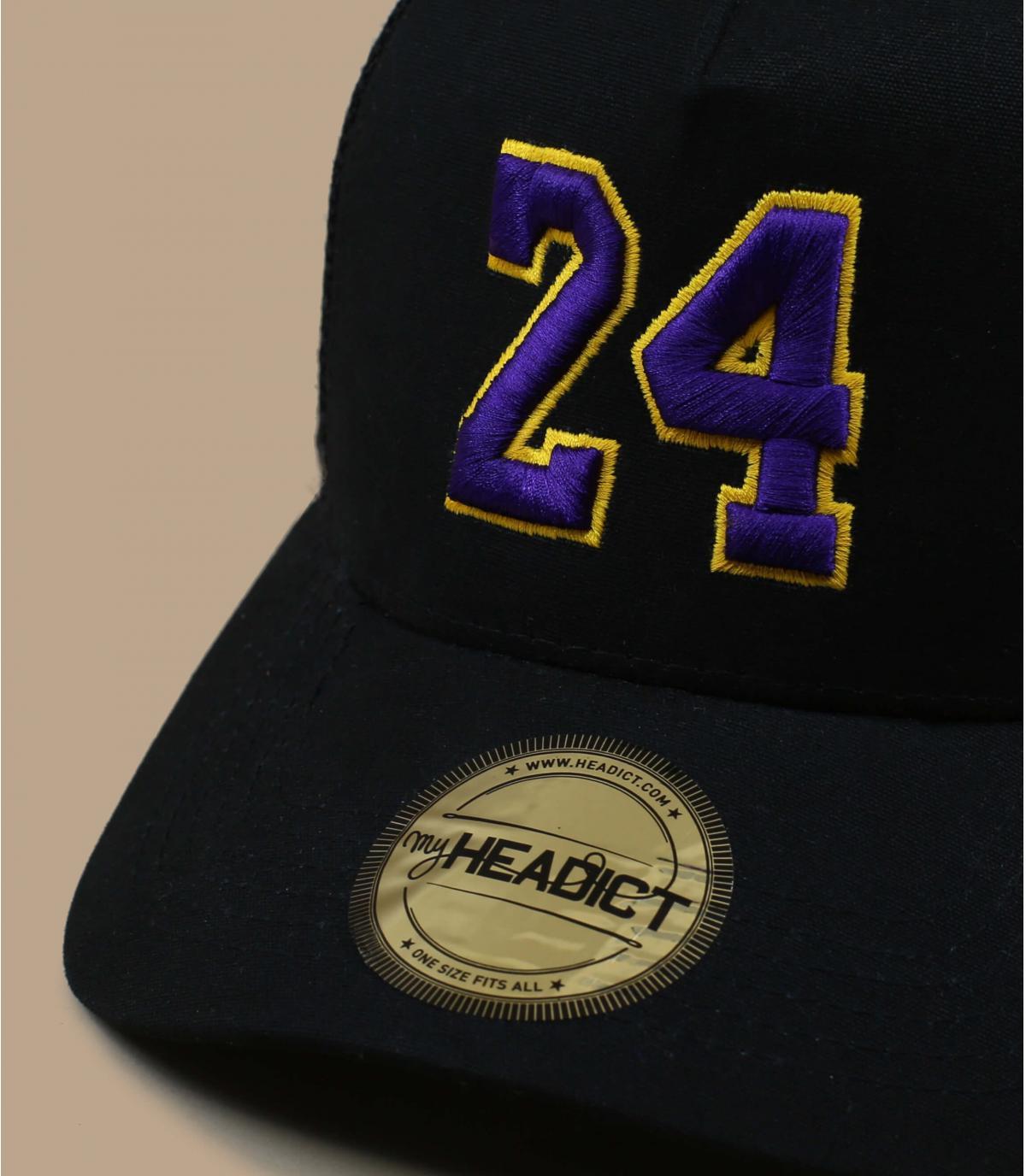trucker nero 24